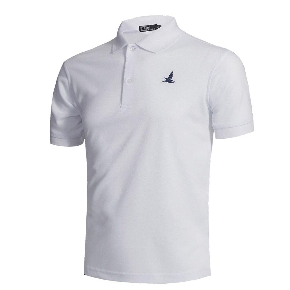 Brand Mens Sport Polo Shirt Golf Shirts Outdoor T Shirts Quick Dry