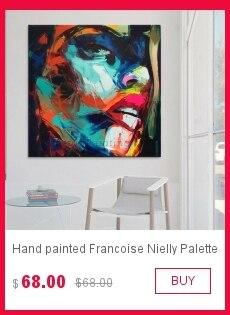 Impasto Françoise Nielly Arte Da Parede Pictures para sala de estar 6