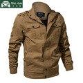HTB1UAXNV3HqK1RjSZFgq6y7JXXaI New Plus Size 7XL 8XL Autumn Military Jacket Men Cotton Brand Outwear Multi-pocket Mens Jackets Long Coat Male Chaqueta Hombre