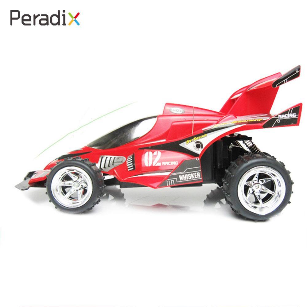 Peradix RC Formula Car Remote Control Car Plastic DX389 Truck Vehicle Radio Gifts