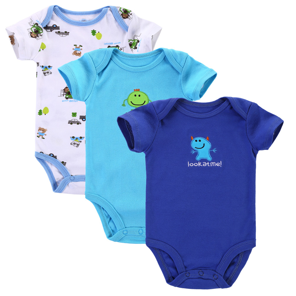 Near-Cutest-3pcslot-2017-Baby-Boys-Girls-Clothes-Infant-Clothes-Animal-100-Cotton-Newborn-Baby-Rompers-Baby-Clothing-Set-4