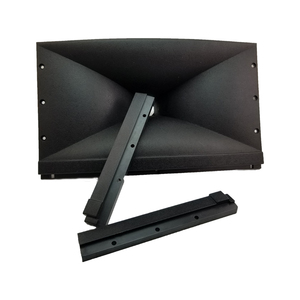 Image 2 - Speaker Tweeter Treble Horn Accessories Plastic 375*220 For Console Mixer Professional Audio DJ Home Theater