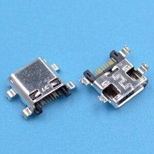 Image 1 - 100 шт./лот для Samsung Galaxy Grand Prime G530 micro usb разъем для зарядки, штекер, зарядное устройство, док порт, бесплатная доставка