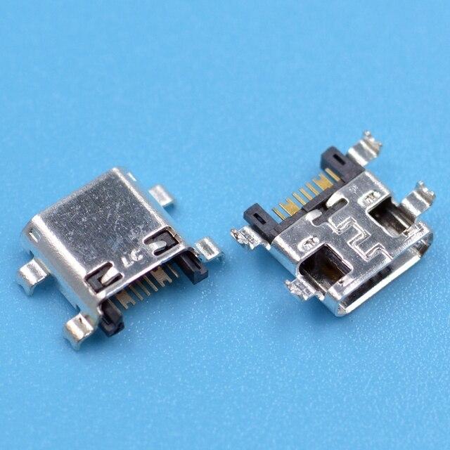 100 шт./лот для Samsung Galaxy Grand Prime G530 micro usb разъем для зарядки, штекер, зарядное устройство, док порт, бесплатная доставка