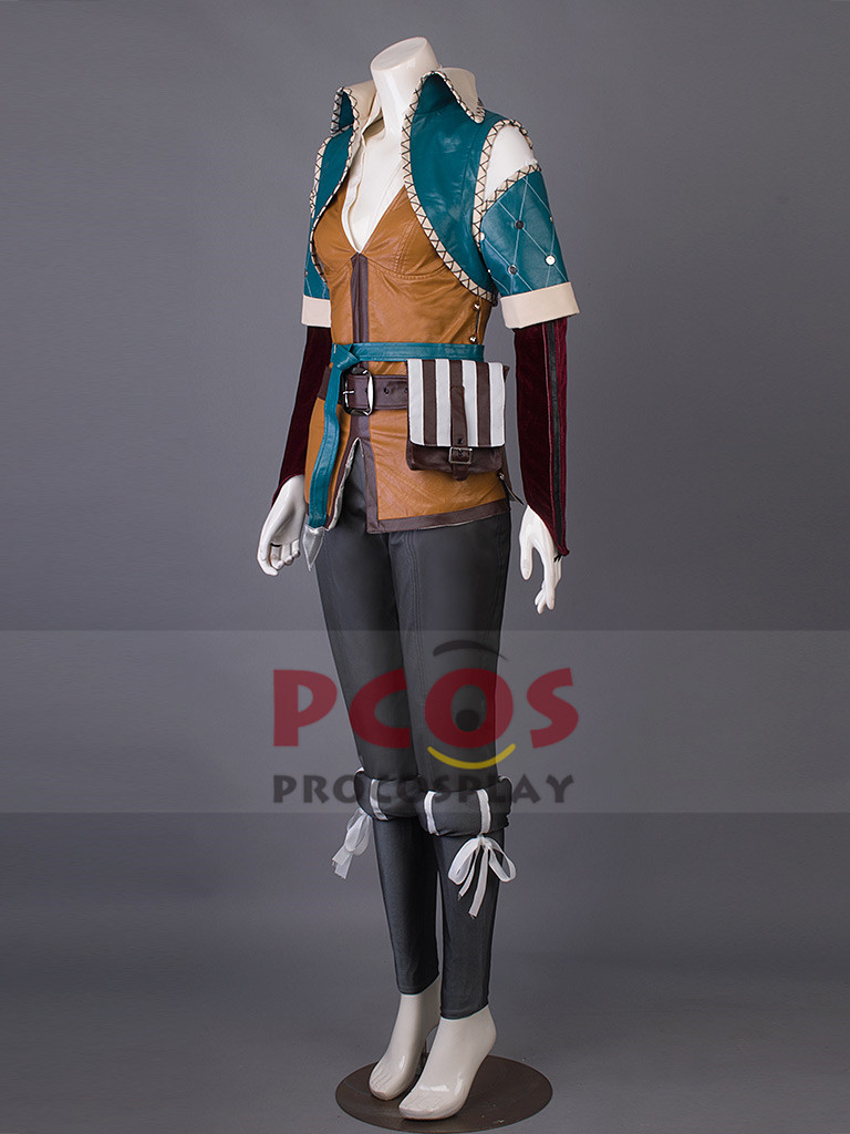 The Witcher 3 Wild Hunt Triss Merigold Cosplay Costume mp003001 in Movie TV costumes from Novelty Special Use
