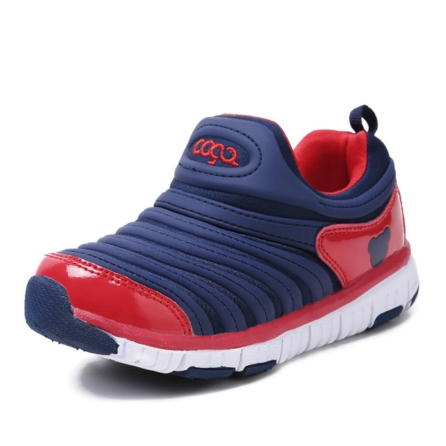 Children Sneakers Boys Running Shoes Super Lightweight Non Slip Girls Walking Shoes Factory Wholesale B2748