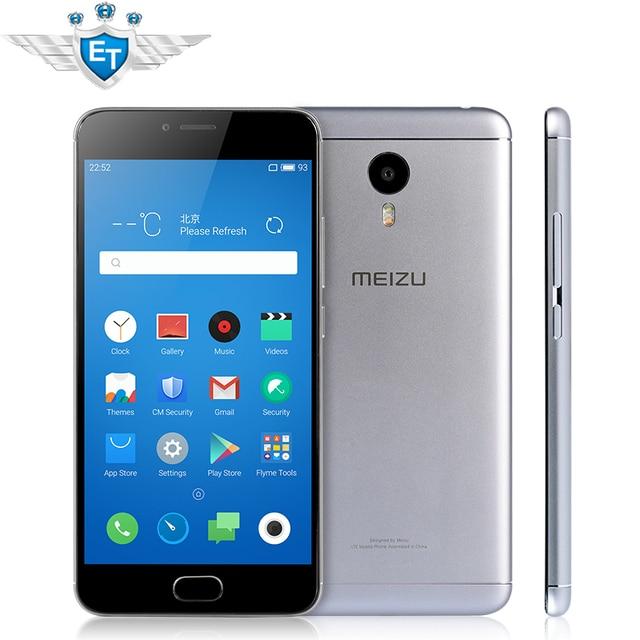 Оригинальный Meizu M3 Note 2 GB 16GB5. 5 дюймов FHD 1080 P 4 Г FDD MTK Helio P10 Окта основные Сотовый Телефон отпечатков пальцев 4100 мАч