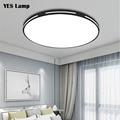 Современные светодиодные потолочные лампы с регулируемой яркостью, декоративные светильники для учебы, столовой, спальни, гостиной, балкон...
