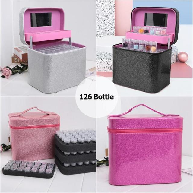 126 Bottle Accessory Case