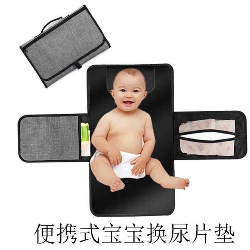 Bébé Articles séparation d'urine échange couche-culotte imperméable pli plus fonction Portable paquet