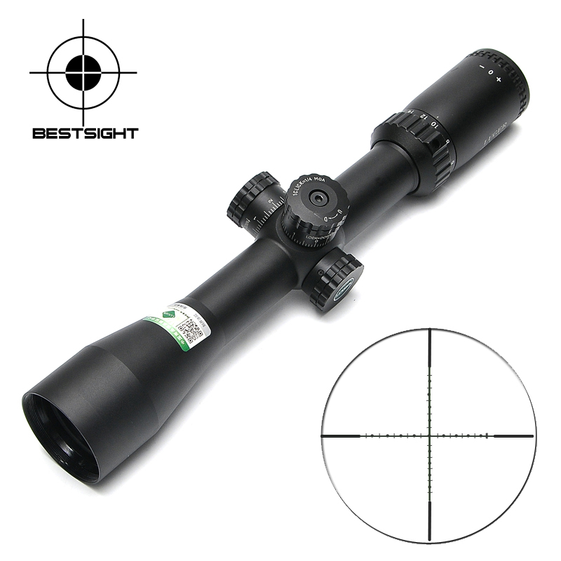 Здесь продается  LUGER HR 4.5-18x44 SF  Rilflescope Hunting Side Parallax Rifle Scope Optic Sight Tactical Scopes for Airsoft Air Guns Caza  Спорт и развлечения