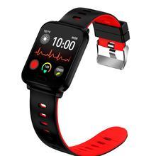 GIAUSA Big Color Screen Smart Watch Bracelet Sports Pedometer Waterproof Fitness Running Walking Tracker Heart Rate