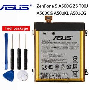 Image 1 - الأصلي ASUS C11P1324 بطارية ل ASUS ZenFone 5 A500G Z5 T00J ZENFONE5 A500CG A500KL A501CG