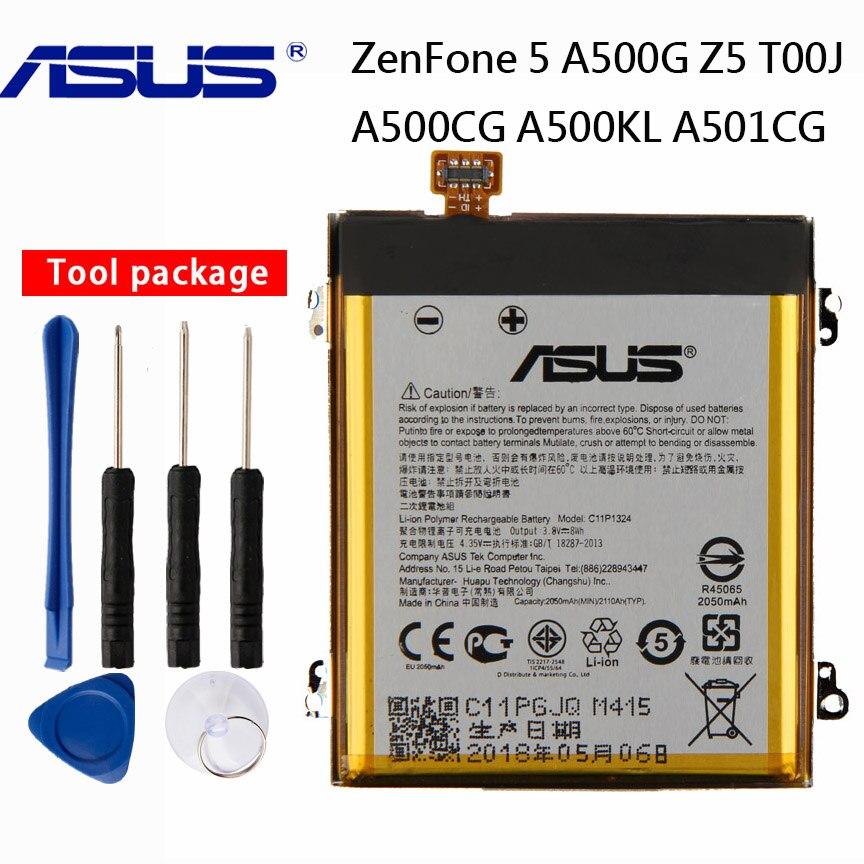 Originale ASUS C11P1324 Batteria Per ASUS ZenFone 5 A500G Z5 T00J ZENFONE5 A500CG A500KL A501CGOriginale ASUS C11P1324 Batteria Per ASUS ZenFone 5 A500G Z5 T00J ZENFONE5 A500CG A500KL A501CG