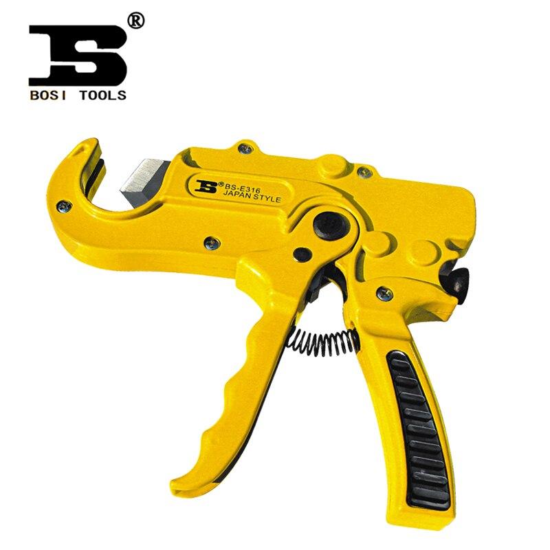 ФОТО BOSI Persian hardware tools gun PVC pipe cutter to cut aluminum pipe cutter tube cutter BS-E316 rasp dremel 2016 Tools