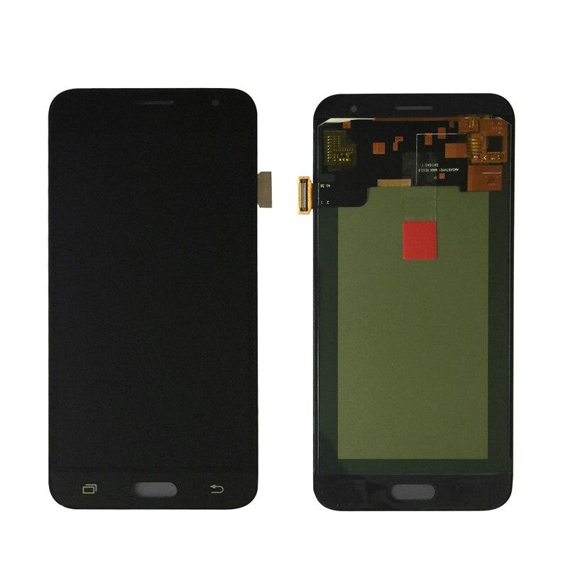 Für Samsung Galaxy J3 2016 J320 J320A J320F J320M LCD Display Mit Touchscreen Digitizer Montage Kann Nicht die helligkeit
