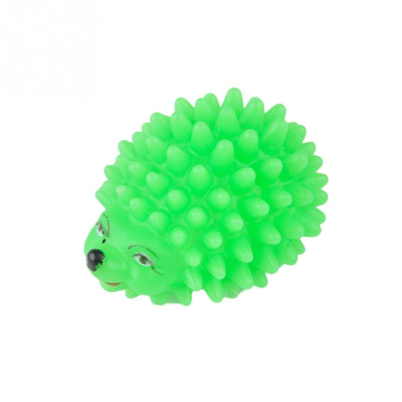 2018 New Design Good Quality Classic Baby Bath Toy Hedgehog Squeaky Toy Squeaker Ball Toys