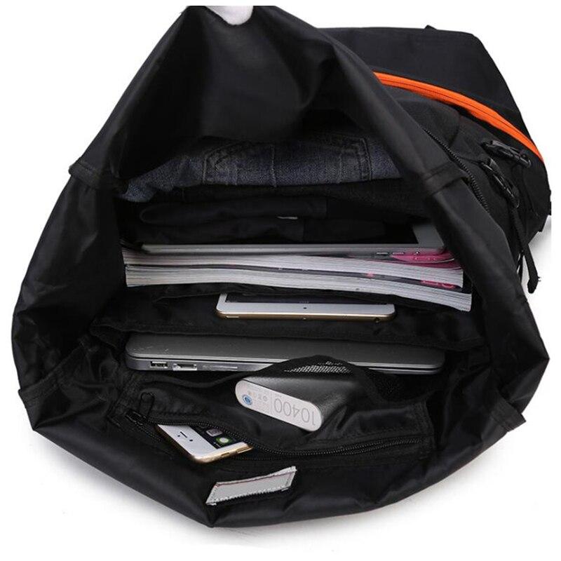 Zebella черный мужской рюкзак большой емкости мужские дорожные рюкзаки спортивная баскетбольная сумка дышащий рюкзак Mochila школьная сумка-3