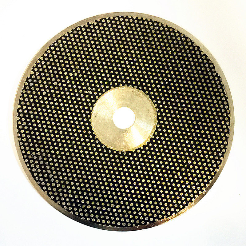 Image 3 - 1PC Dental lab Diamond Disc for Model Trimmer on Model Cleaning Work Diameter 250mm (10 inch), Inner diameter:25mm and 32mm-in Teeth Whitening from Beauty & Health
