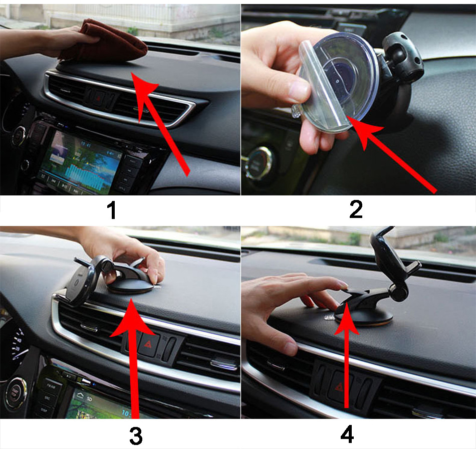 car phone holder 1234