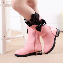 Shoes Girls Boots Winter
