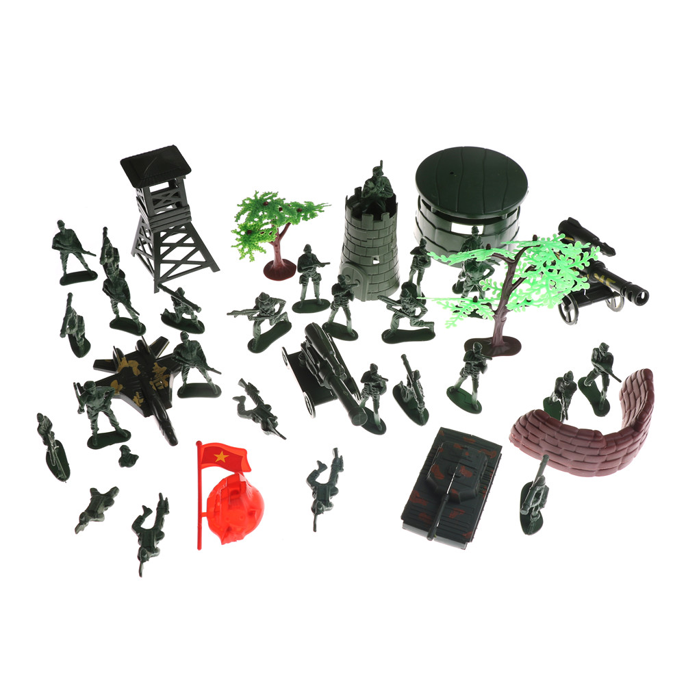 Dynamic New Arrival 24 Stuck Colorful Painted Sand Table Model Railway Passenger Figures Scale 1 To 87 Complete In Specifications Toys & Hobbies