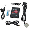 Moonet Bluetooth Адаптер Автомобильный MP3 USB/AUX 3.5 мм Стерео Авто Беспроводной hands Free Для Радио, пригодный Для Honda 2.4 Accord Civic Odyssey