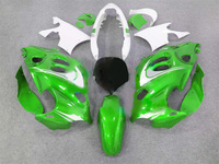 Зеленый ABS Обтекатель для Suzuki GSX600F GSX750F 97 98 99 00 01 02 03 04 05 06 GSX 600F 750F катана