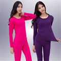 New Winter High Quality Womens Wear Thermal Set Winter Underwear Tops&pants Long Johns Pajama Set Plus Size 4XL 5XL 6XL