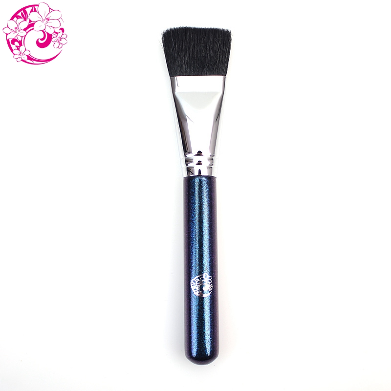 ENERGY Brand Professional Foundation Brush Goat Hair Make Up Makeup Brushes Pinceaux Maquillage Brochas Maquillaje j102 energy brand professional 11pcs makeup brush set goat hair make up brushes with bag pincel maquiagem brochas pinceaux maquillage