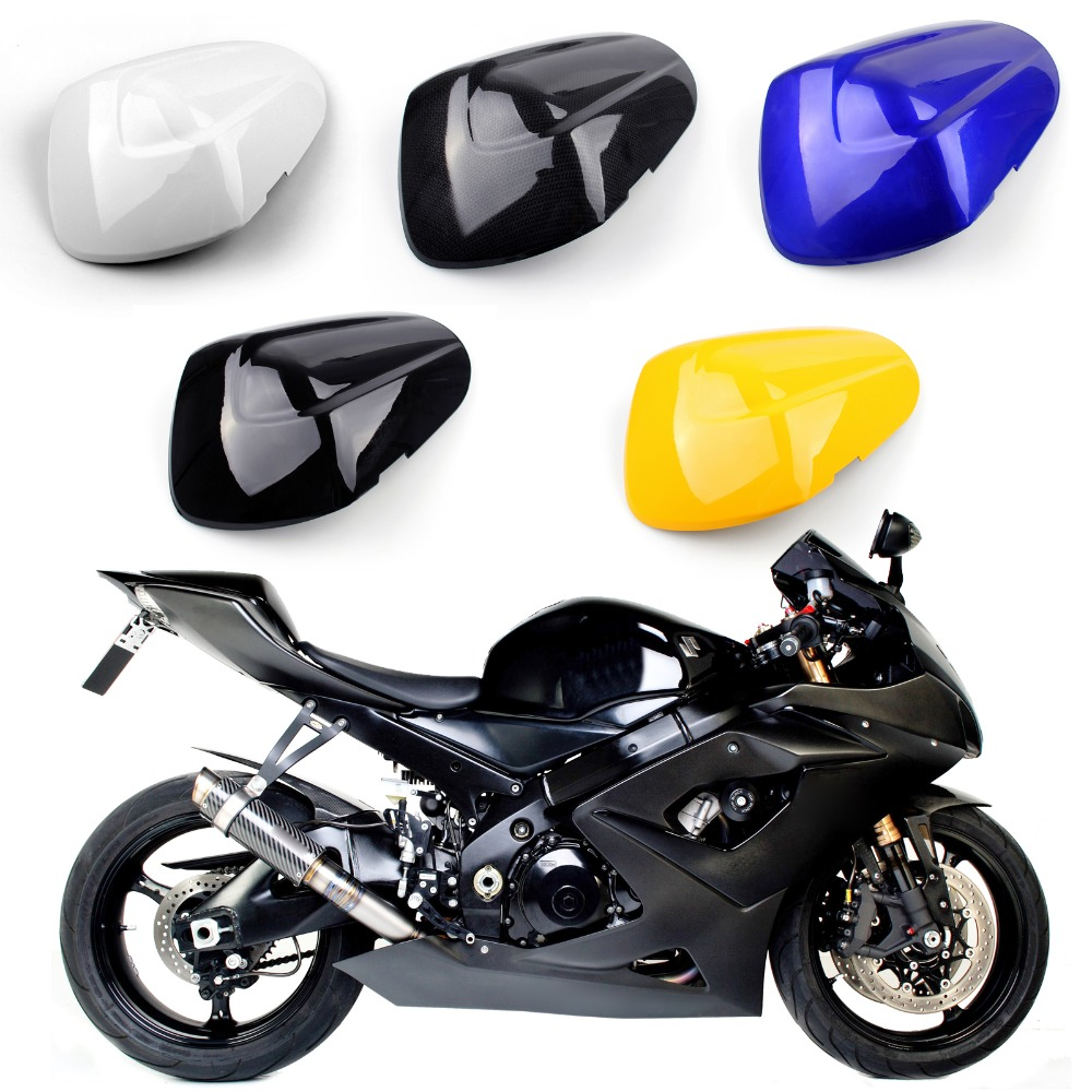 Areyourshop Motorcycle ABS Plastic Rear Seat Cover Cowl For Suzuki GSXR1000 2005-2006 Motorbike Part New Arrival Styling