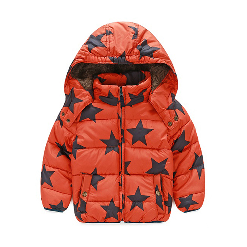 541c3c019b13 Boys  Winter Coat Puffer Jacket camouflage Cool Hooded Jacket keep ...