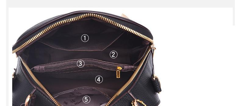 Bags Handbags Women Famous Brands Bolsa Feminina Bag Luxury Designer Leather Bolsas Crossbody For 2019 Tote Shoulder bags 8