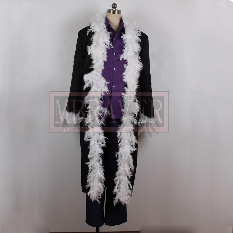 Fairy Tail Laxus Dreyar cosplay costume any size-in Anime ...