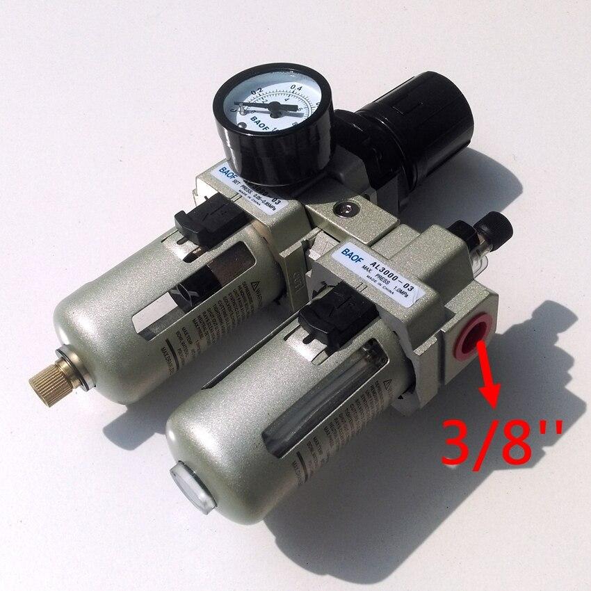 AC3010-03 SMC Type 3/8'' Port Air Source Treatment Unit F.R.L Combination полуприцеп маз 975800 3010 2012 г в