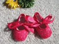 2015 New design spring hot pink baby shoes Girl Shoes Infant/Newborn shoes footwear KP-A43