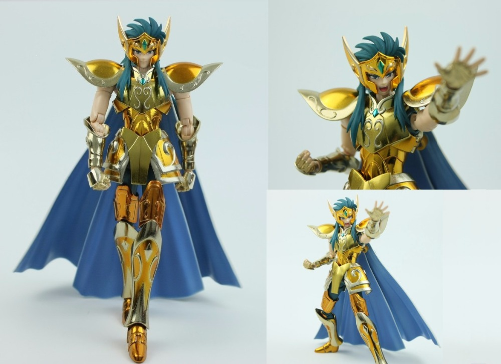 Buy in stock camus aquarius glod saint seiya myth cloth ex s temple metal club - Decor saint seiya myth cloth ...