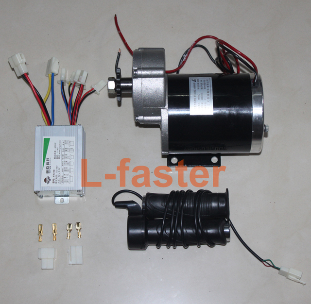 Electric Motor Kit For Trike: Aliexpress.com : Buy 48V 600W Electric Tricycle Motor