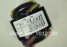 R-core transformers 30 W/18 V X2 + 9 V X3/Para junta DAC (internacional tensión)