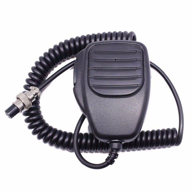 CB Radio with LCD Screen