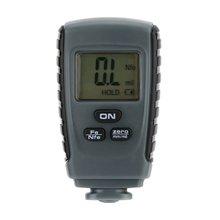 RM660 цифровой измеритель толщины покрытия автомобиля измеритель толщины краски Тестер Толщины ЖК-дисплей цифровой инструмент