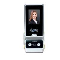 Reconhecimento facial Comparecimento Do Tempo E Controle de Acesso Com Leitor de Impressão Digital TCP Comunicação|Dispositivo de reconhecimento facial| |  -