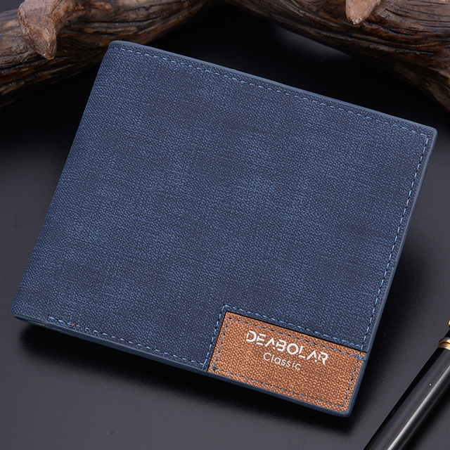 Men's Vintage Slim Wallets