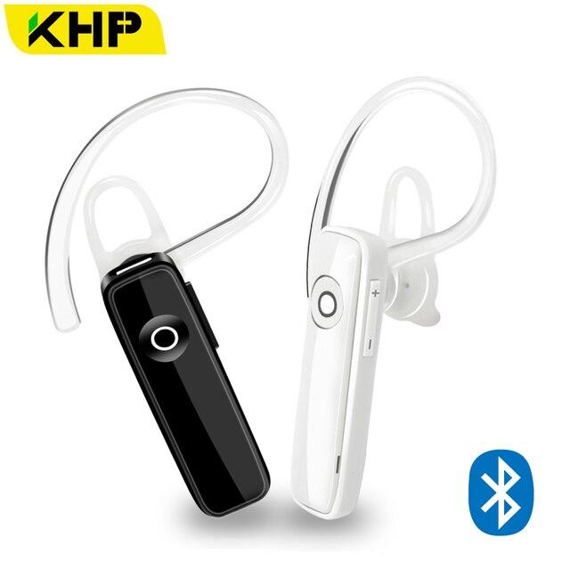 KHP Stereo Mini Auricolare Bluetooth Per Il Telefono Bluetooth Cuffia Senza  Fili Cuffia Auricolare Bluetooth Senza e5bb54060204