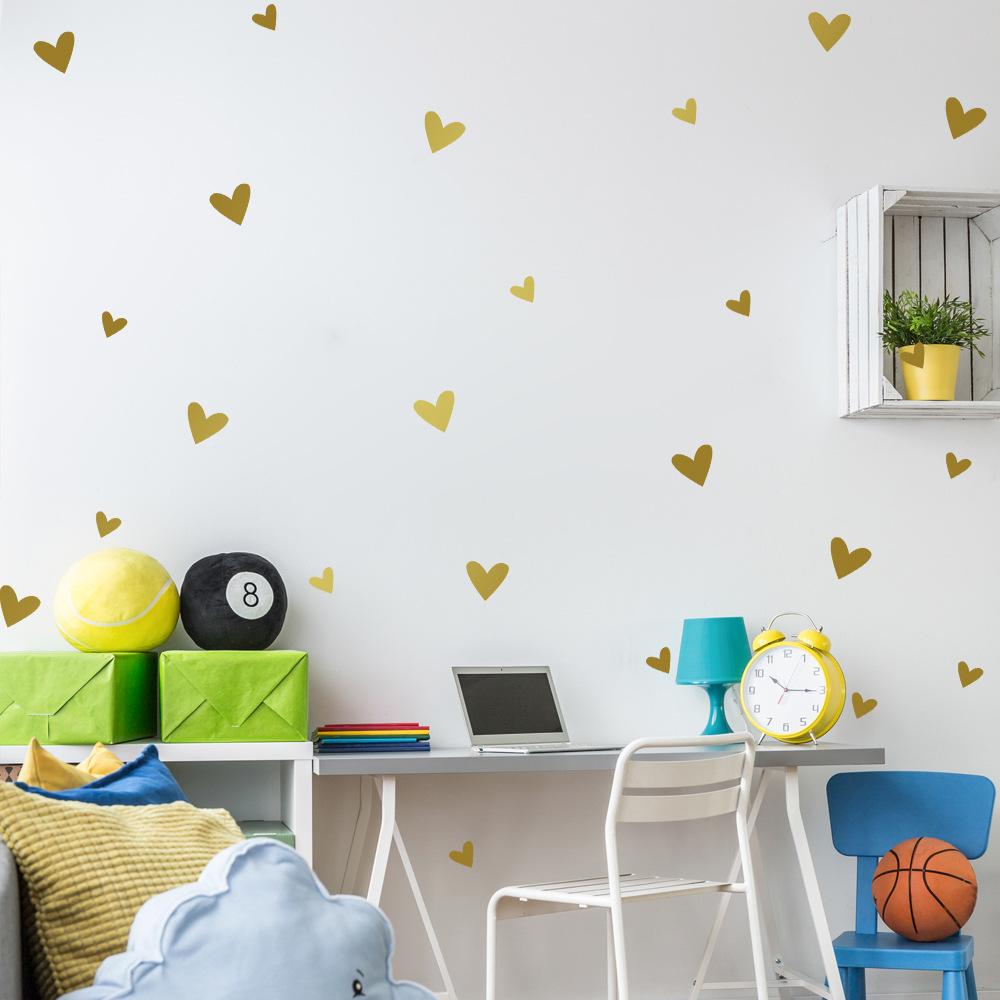 HTB1UAl2QXXXXXcUXVXXq6xXFXXXB - Love Heart Wall Decal For Kids Room