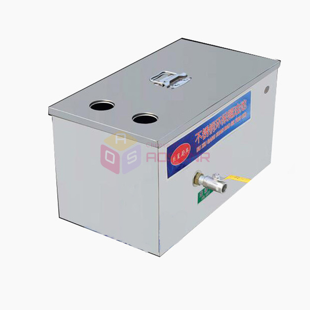 Aliexpress.com : Buy New Stainless Steel Grease Trap Interceptor for ...