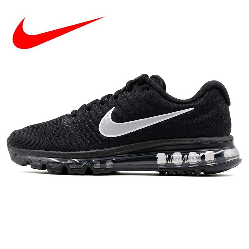 new arrival 64c16 d06ba New arrival Nike Air Max 2017 Breathable Mens Original New Arrival  Official Running Shoes Sports Sneakers Sizae7-11