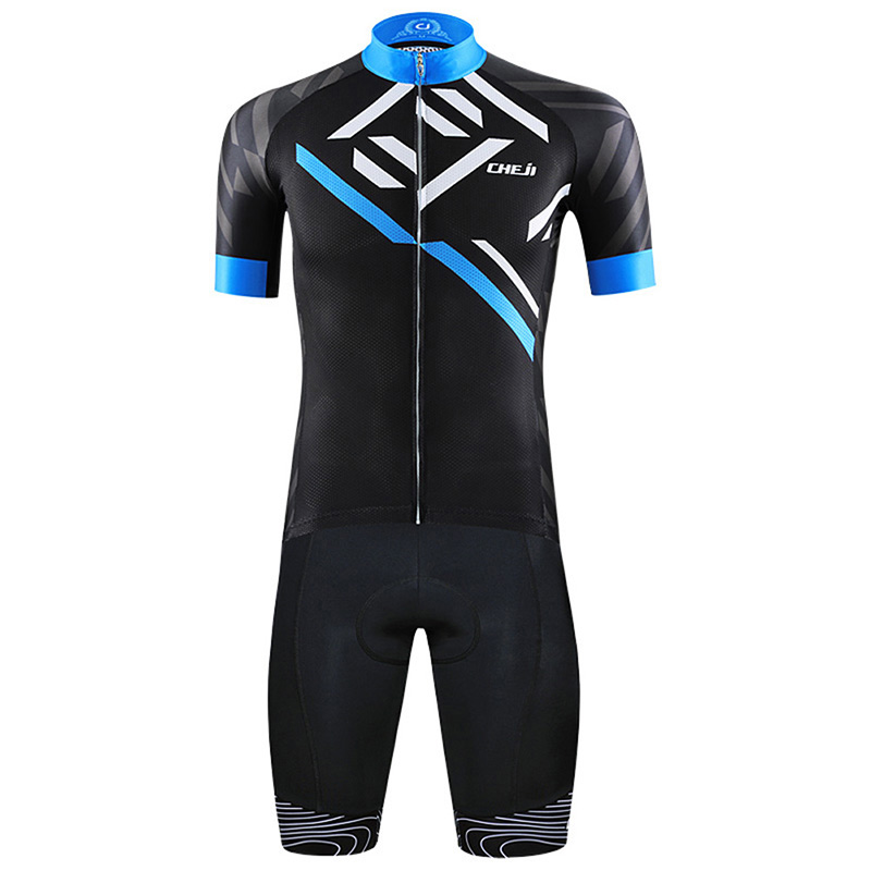 Cycling Clothing Set Wear Short Sleeved Suits Men Spring Summer Bicycle Wicking Breathable Outdoor Riding Bike Equipment Jersey women s cycling shorts cycling mountain bike cycling equipment female spring autumn breathable wicking silicone skirt