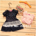 new 2016,summer dress,baby girl  dress,children lace princess dress,girl party dress,kids clothes,vestidos infantis