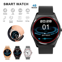 Bluetooth Smart Watch N3 Men relogios Heart Rate Smartwatch relogio inteligente For Android IOS Phone montre homme